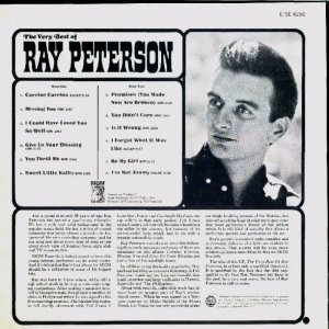 PETERSON RAY 1964 B
