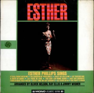 PHILIPS ESTHER 1966 A
