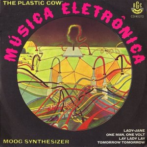 PLASTIC COW 1970 A