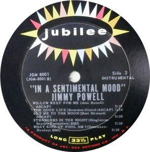 POWELL JIMMY 1962 D