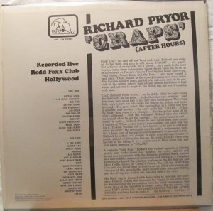 PRYOR RICHARD 1972 B