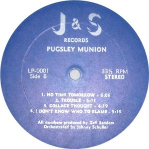 PUGSLEY MUNION 1971 C