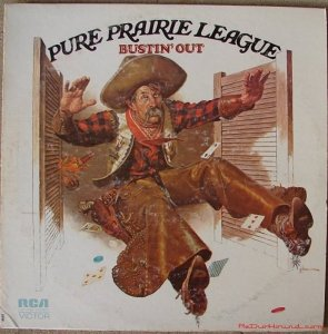 PURE PRAIRIE LEAGUE 1972 A
