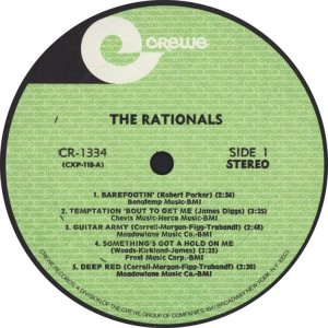 RATIONALS 1969 C