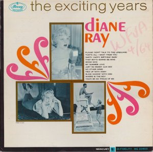RAY DIANE 1964 A