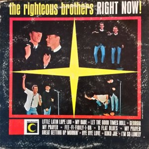 RIGHTEOUS BROS 1963 A