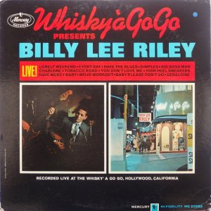 RILEY BILLY LEE 1963 A
