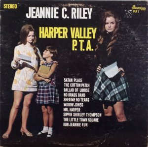 RILEY JEANNIE 1968 A