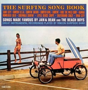 RINCON SURFSIDE BAND 1963 A