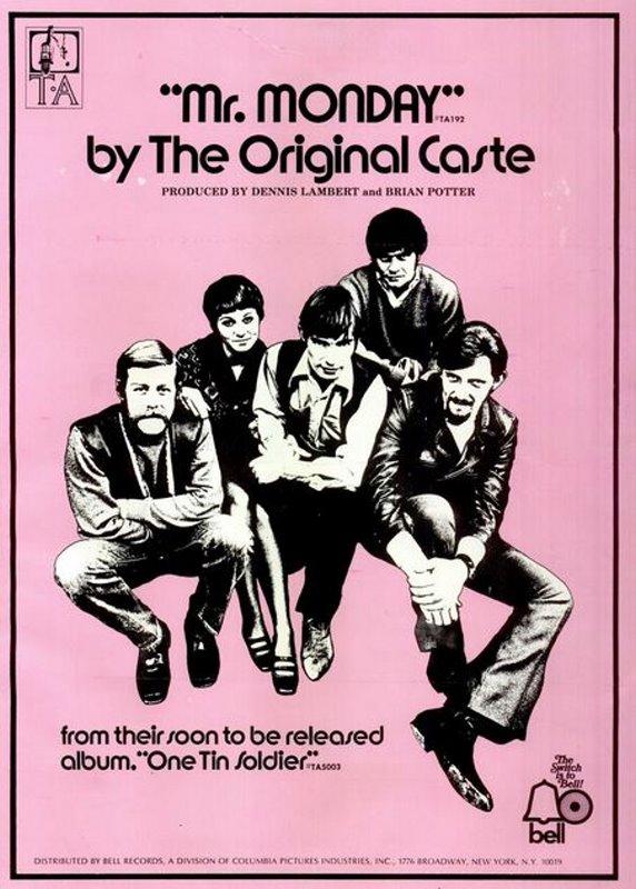1970-03-14 ORIGINAL CASTE