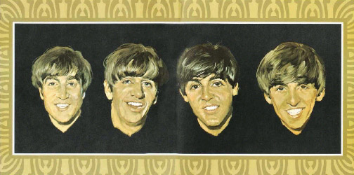 BEATLES POSTER