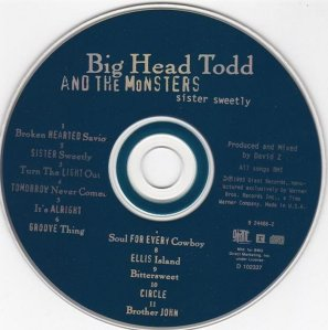 BIG HEAD TODD - GIANT 24486 B