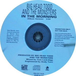 BIG HEAD TODD - GIANT 7134 A