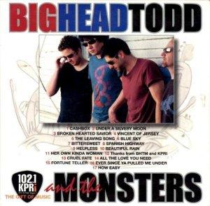 BIG HEAD TODD - KPRI B