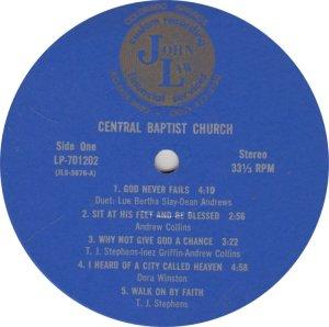 CENTRAL BAPTIST - JOHN LAW 701202a (1)