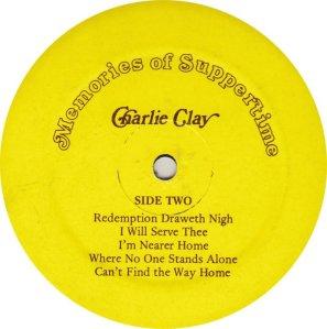 CLAY CHARLIE - SUMET A (2)