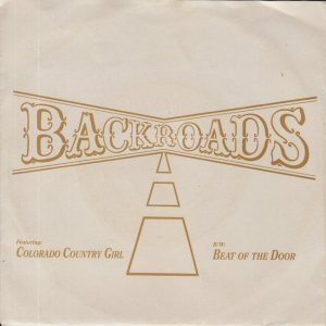 COLORADO T BACKROADS 1986 A