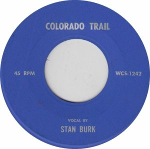 COLORADO T BURK STAN 1970