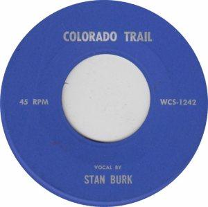 COLORADO T BURK STAN 1970