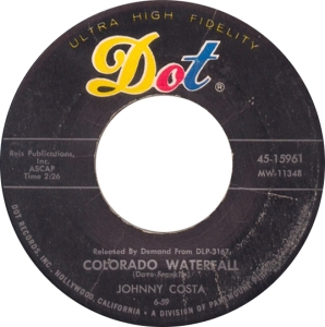 COLORADO T COSTA JOHNNY 1958 A