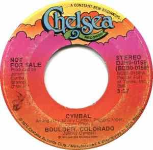 COLORADO T CYMBAL JOHNNY 1973 A