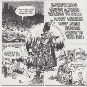 COLORADO T DEL RAY FOUNDER 1982 A