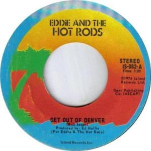 COLORADO T EDDIE HOT RODS 1977