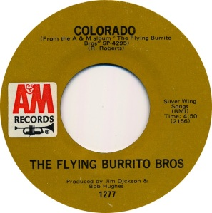 COLORADO T FLYING BURRITOS 1971 C
