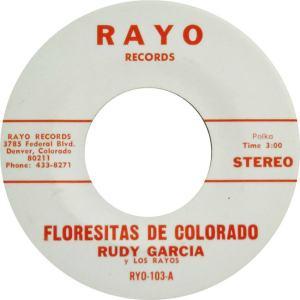 COLORADO T GARCIA RUDY 1970'S