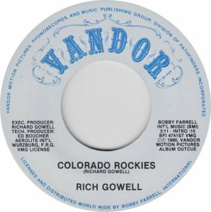 COLORADO T GOWELL RICH 1990