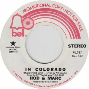 COLORADO T HOD MAR 1973 B