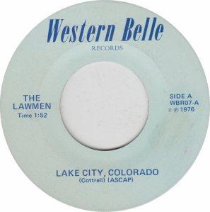 COLORADO T LAWMEN 1976 A