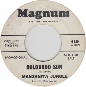 COLORADO T MAZANITA JUNGLE 1968 A