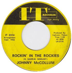 COLORADO T MCCOLLUM JOHNNY 1966 A