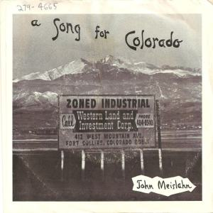 COLORADO T MEISLAHN JOHN 1973 B