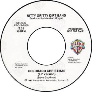 COLORADO T NITTY GRITTY 1987