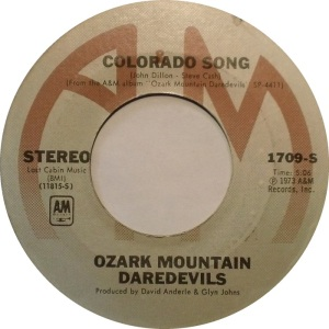 COLORADO T OZARK MOUNTAIN DAREDEVILS 1975 A