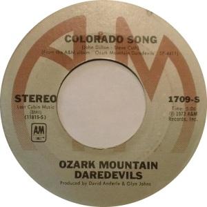 COLORADO T OZARK MOUNTAIN DAREDEVILS 1975 A