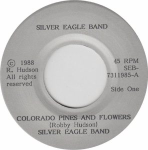 COLORADO T SILVER EAGLE BAND 1988