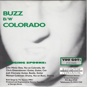 COLORADO T SINGING SPOONS 1990 B