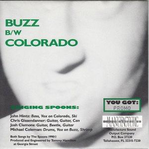 COLORADO T SINGING SPOONS 1990 B