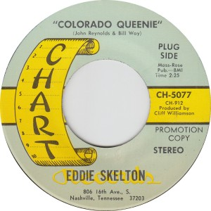 COLORADO T SKELTON EDDIE 1970