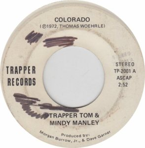 COLORADO T TRAPPER TOM 1972