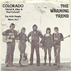COLORADO T WARMING TREND 1971 A