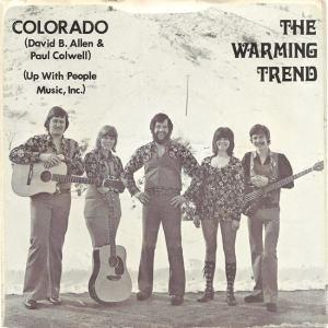 COLORADO T WARMING TREND 1971 A