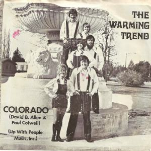 COLORADO T WARMING TREND 1971 B
