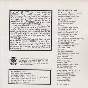 COLORADO T WHITFIELD - 1976 C