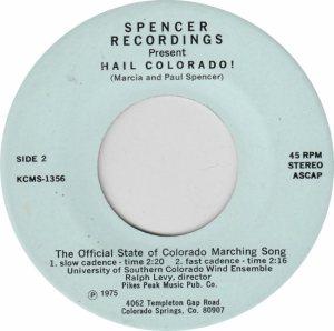 COLORDO T U OF S COLO 1975 B