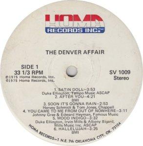 DENVER AFFAIR - HOMA 1009 SD 1