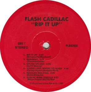 FLASH CADILLAC - RIP IT UP A (1)
